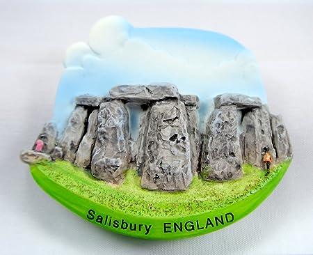 Souvenir de círculos de piedra de STONEHENGE mesita de Inglaterra ...