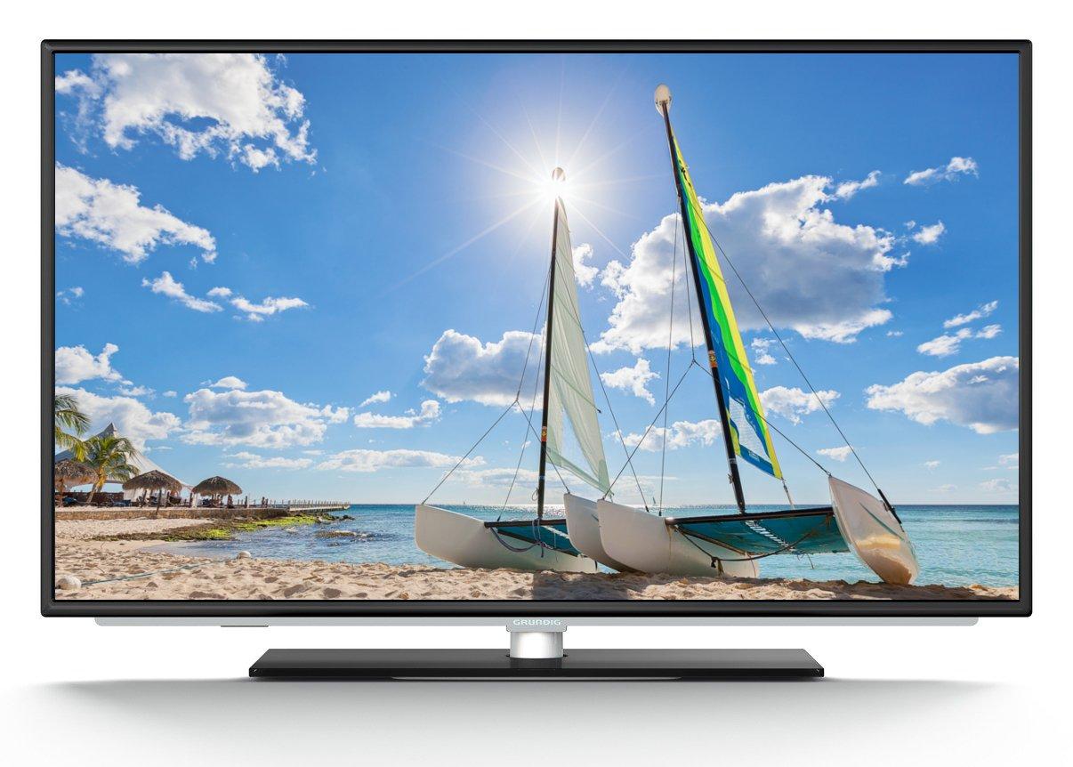 Grundig Fernseher Mit Laptop Verbinden : Grundig 48vle744bl x 121 cm 48 zoll fernseher full hd triple