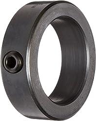 Thin Line 25 mm OD 6 mm Width 14 mm Bore One Piece Ruland ENCL25-14MM-A 2024 Aluminum Shaft Collar