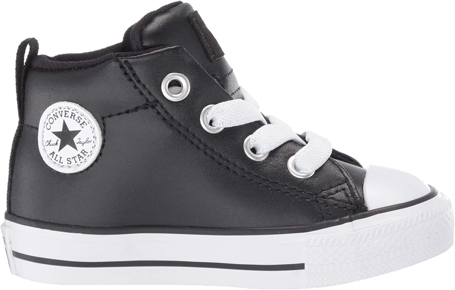Converse Kids Infants Chuck Taylor All Star Street Mid Top Sneaker