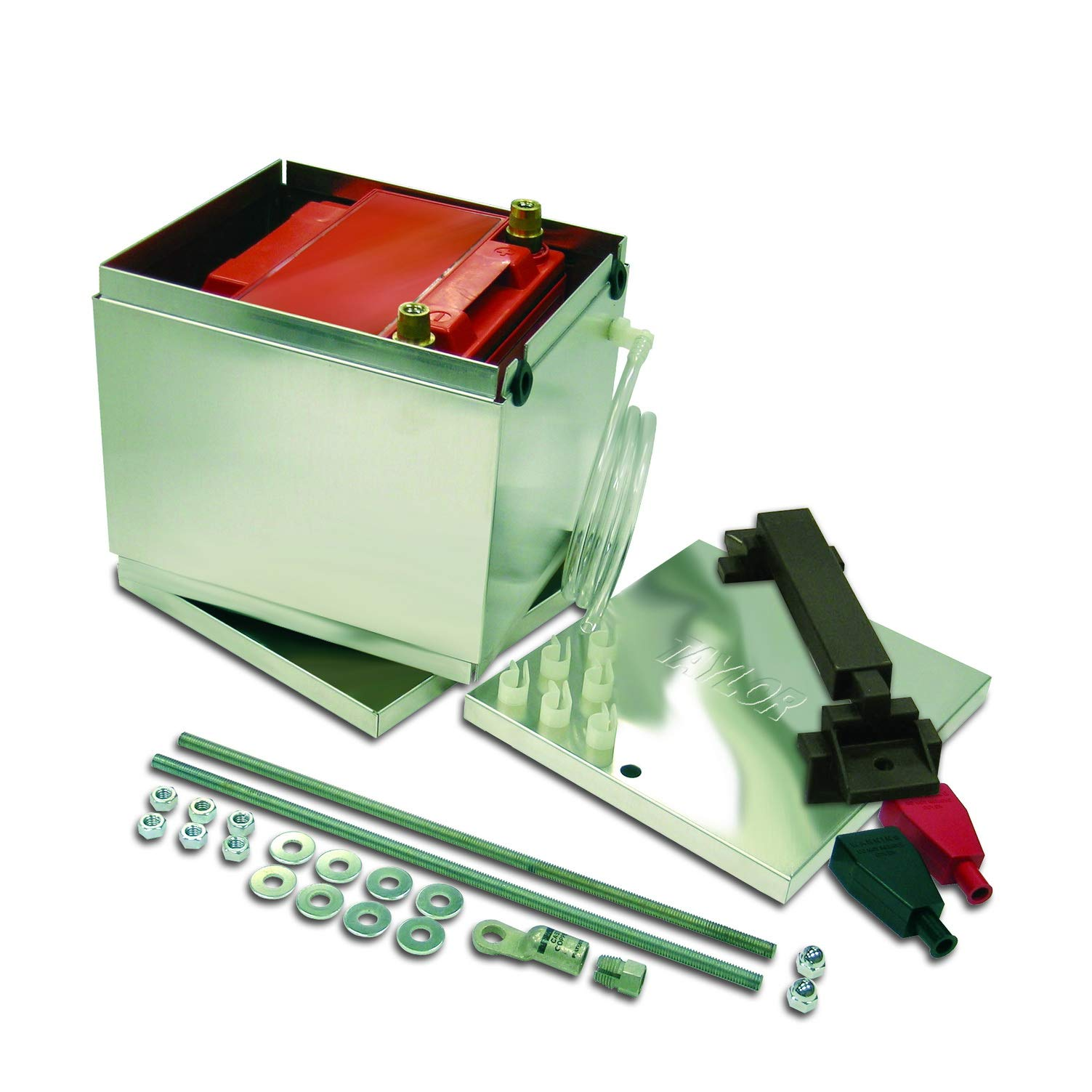 taylor (48300 300 Series Aluminum Battery Box by taylor