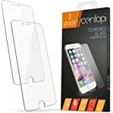 Centopi Film Protection en Verre Trempé iPhone 6 Plus / 6S Plus [Double Pack]
