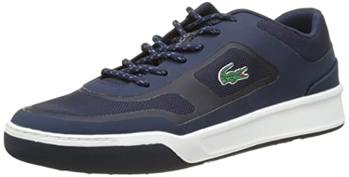 #Lacoste L.Ight 317 5 SPM Black White Mens Trainers Shoes-7 1v43tyjg