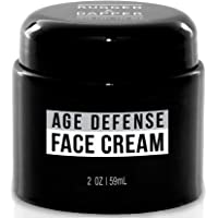 RUGGED & DAPPER Face Cream for Men, Anti-Aging Skin Care Lotion for Day and Night...