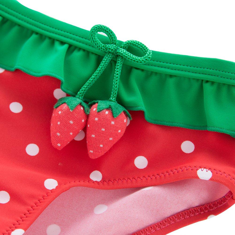 XM Nyan Mays Kids Girls Tankini Bikini 3 Pieces Swimwear Swimming Bathing