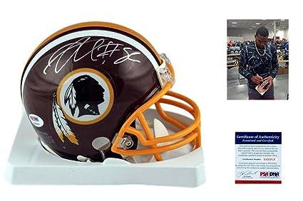 Jordan Reed Signed Mini Helmet - PSA DNA Certified - Autographed NFL Mini  Helmets 58a26756e