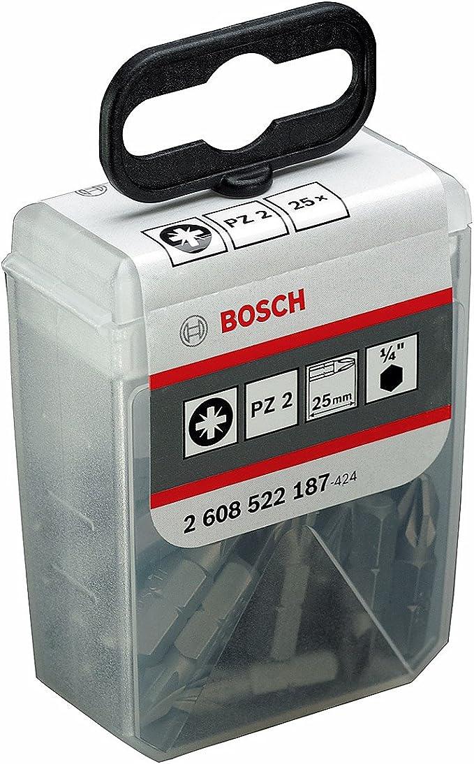 10 Stück Bosch PH3 Bits 49mm lang