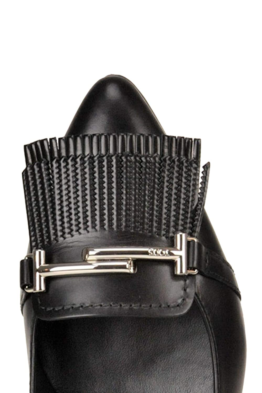 Tod's Damen MCGLCAT000005096E Schwarz Leder Leder Leder Pumps cceb72