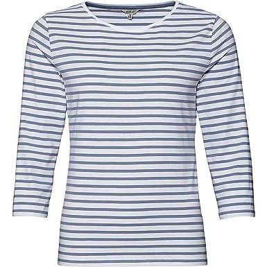 767a1075823613 Peckott Damen Shirt mit 3 4-Arm  Amazon.de  Bekleidung