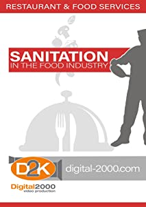 Sanitation in The Food Industry Safety Training DVD