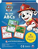 Nickelodeon - PAW Patrol My First ABCs 13 Activity Cards and Write-and-Erase Marker - Wipe Clean Learning Board - PI…