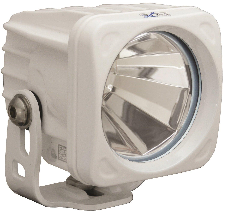 Vision X Lighting 9139364 Optimus White Square 10W LED Flood Light