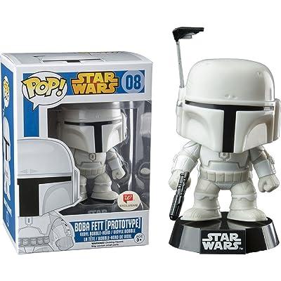 Funko Pop! Star Wars #08 Boba Fett Prototype: Toys & Games