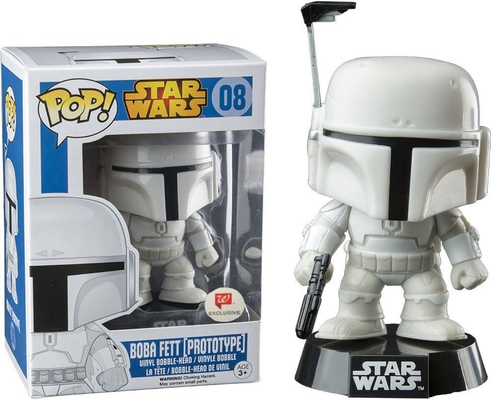 Star Wars #08 Boba Fett Prototype FUNVPOP5539 Funko Pop