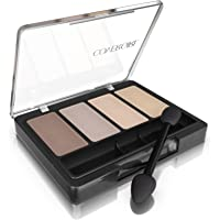Covergirl Eye Enhancers 4-Kit Eye Shadow Sheerly Nudes, 19 oz