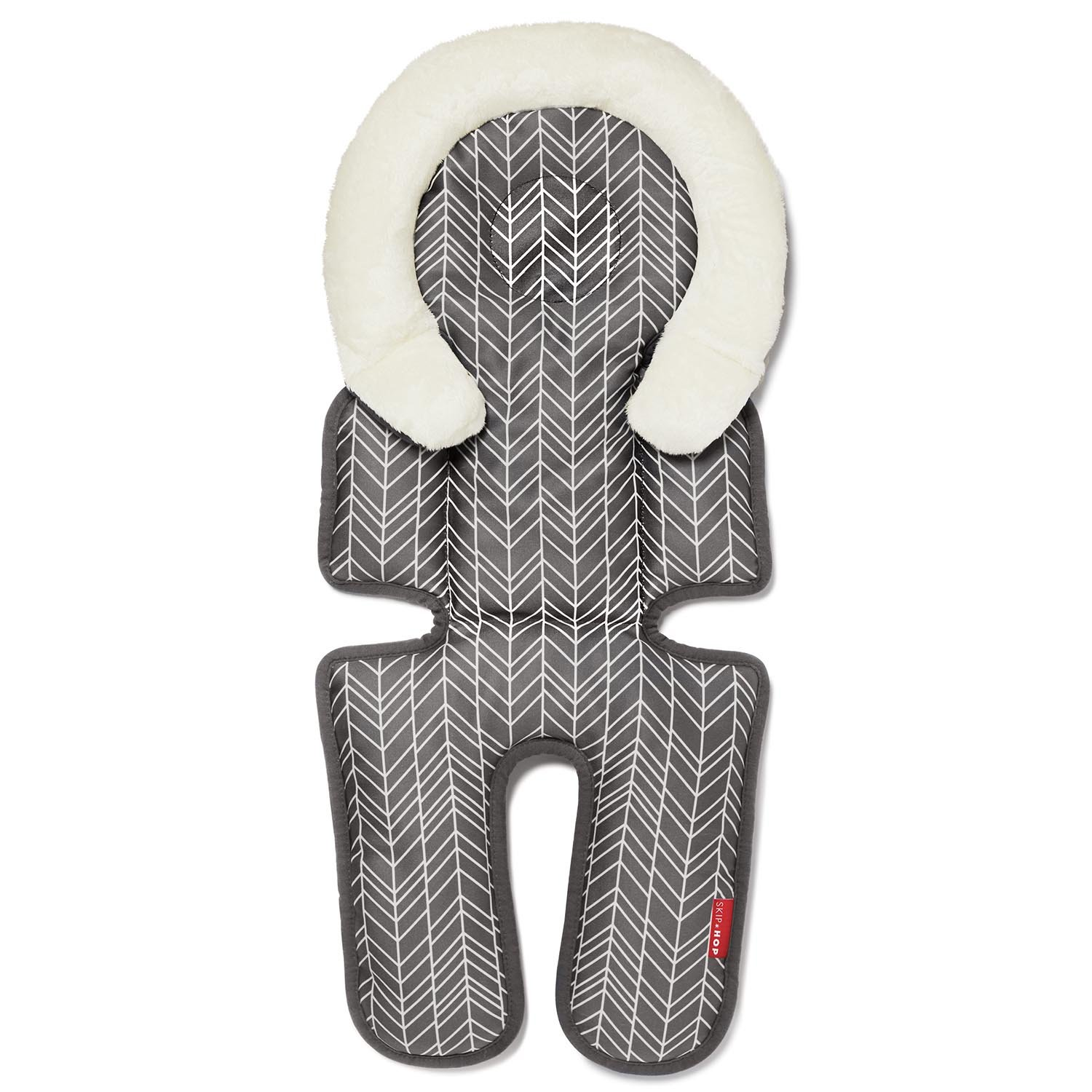 Skip Hop Stroll & Go Cool Touch Infant Support, Heather Grey 400433-CNSZP