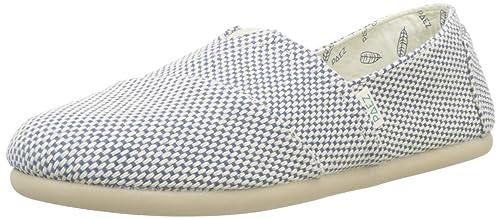 Paez Orginal Panama Azul blau Canvas NEU Slip On Damen Schuhe Espandrilles