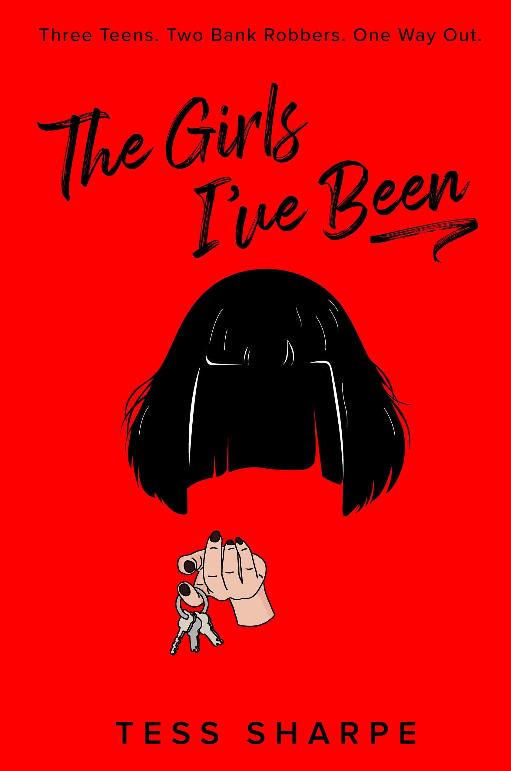Amazon.com: The Girls I've Been (9780593353806): Sharpe, Tess: Books