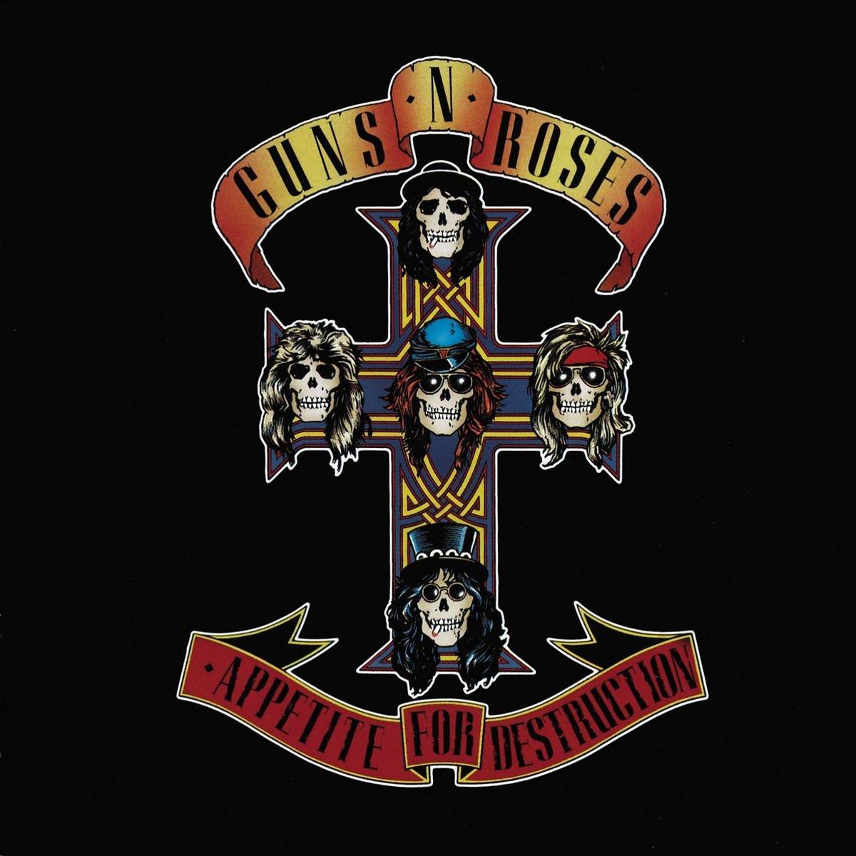 Appetite For Destruction-Guns 'N' Roses (1987)