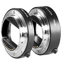 Neewer Metal AF Auto-Focus Macro Extension Tube Set