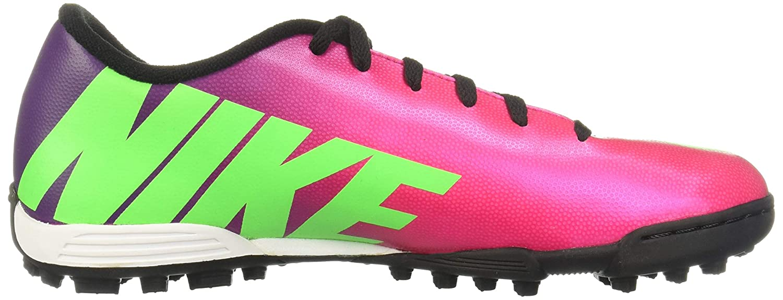 a46b8a1da425e Tenis Futbol Nike Mercurial Rosa Negro 24  Amazon.com.mx  Ropa ...