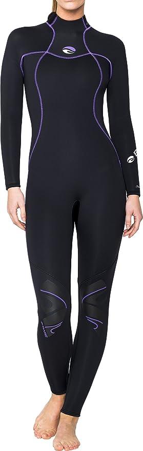 0646da4b5f Amazon.com  Bare 5mm Nixie Women s Full Wetsuit  Sports   Outdoors
