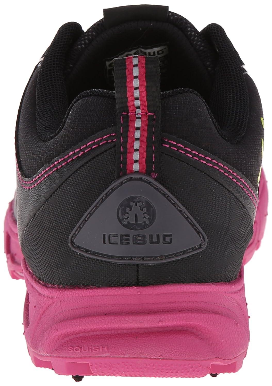 Icebug Women s Pytho3 BUGrip Studded Traction Running Shoe