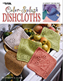 Color-Splash Dishcloths
