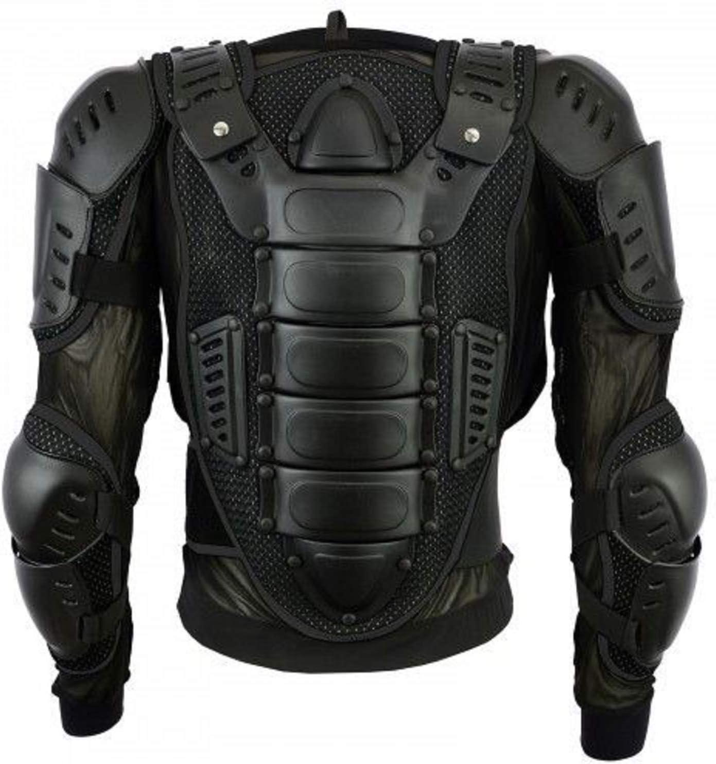 REXTEK Canottiera Body Armours motocicletta approvato da petto spalla della guardia Protector armature dorso della giacca
