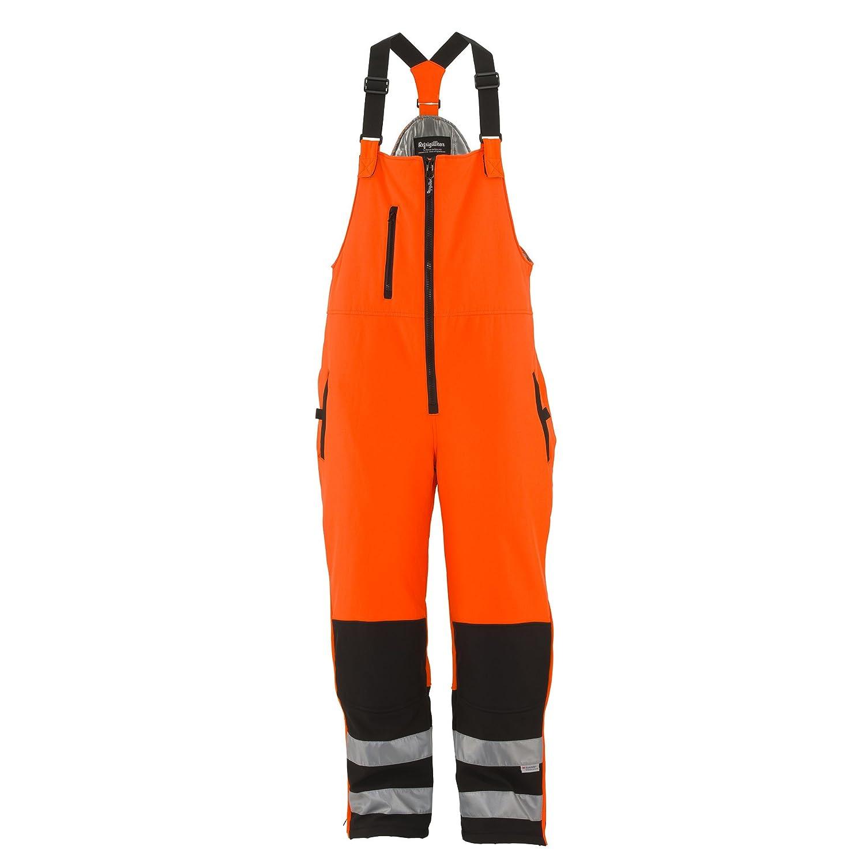 Refrigiwear OUTERWEAR メンズ B00OJA40Q2 XL|ブラック/オレンジ ブラック/オレンジ XL