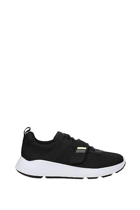 83852a1744 Sneakers Prada Hombre - Tejido (4E3174) EU: Amazon.es: Zapatos y  complementos