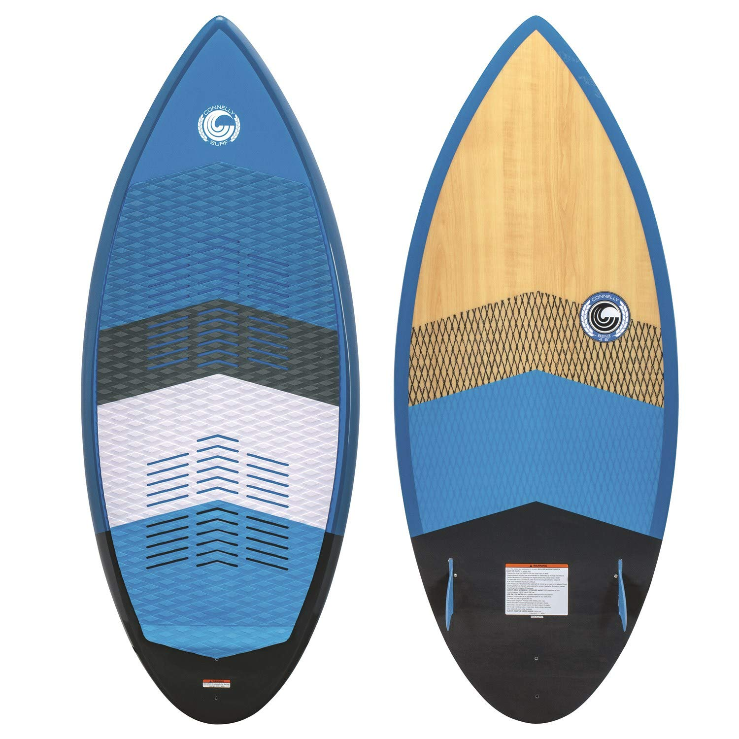 Connelly 2019 Benz 4'8'' Wakesurfer by Connelly