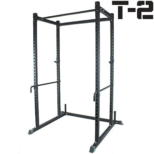 Titan Power Rack Squat Deadlift HD Lift Cage Bench Racks stand cross fit pull up