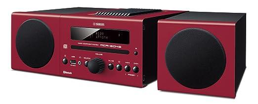 65 opinioni per Yamaha Micro B043 Sistema Micro Hi-Fi, Rosso