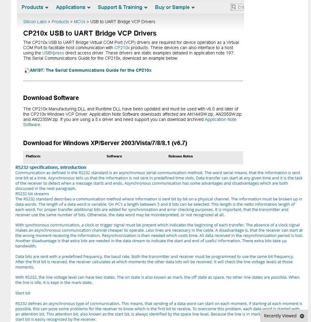 CP2102 USB DB25 RS232 SERIAL ADAPTER BARCODE THERMAL PRINTER CABLE