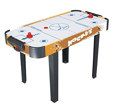 Softee Equipment 0009922 Mesa Air Hockey Clásica, Blanco, S ...