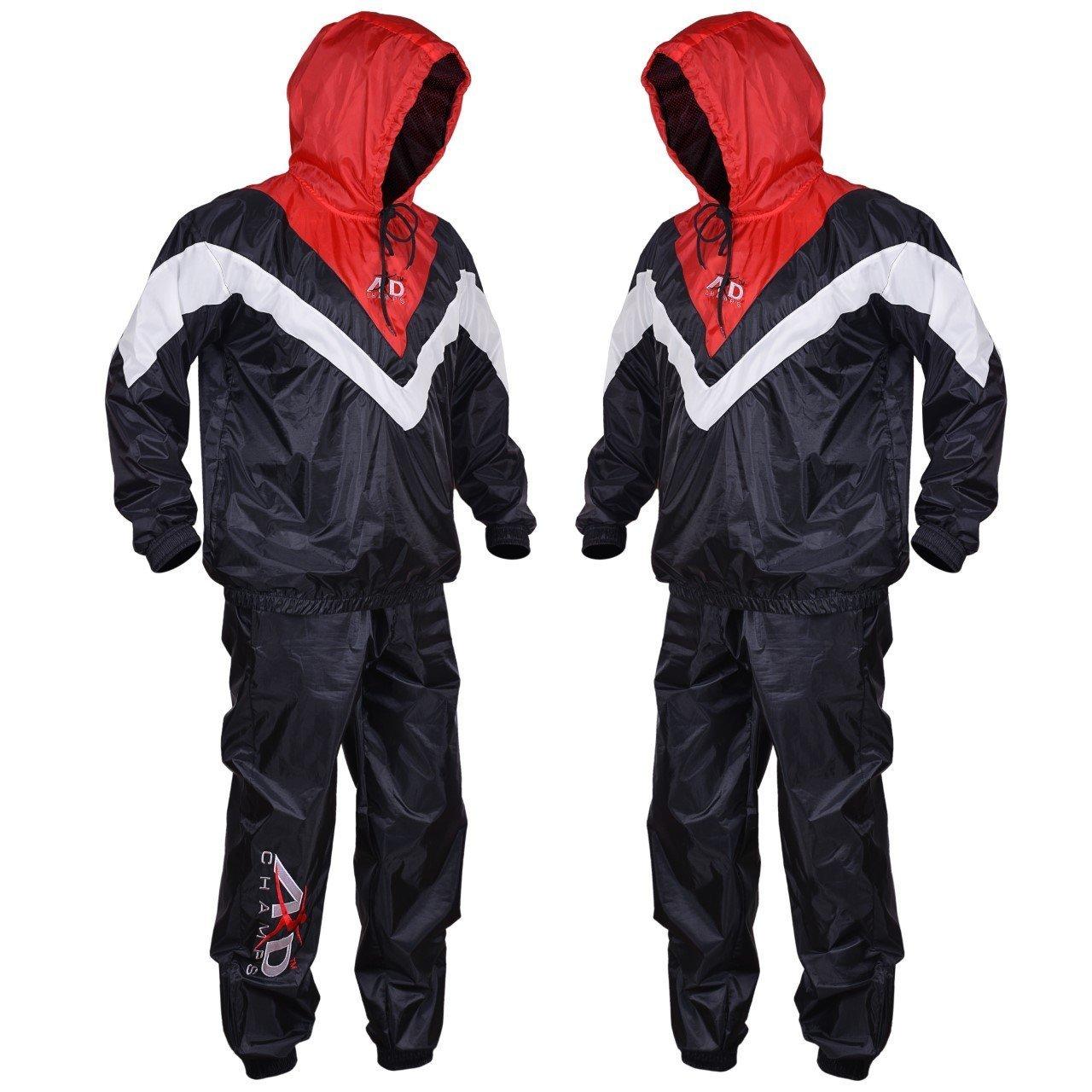ARD CHAMPS Sauna Sweat Track Suit重量損失スリミングFitness ( S )   B06XTDLHKM
