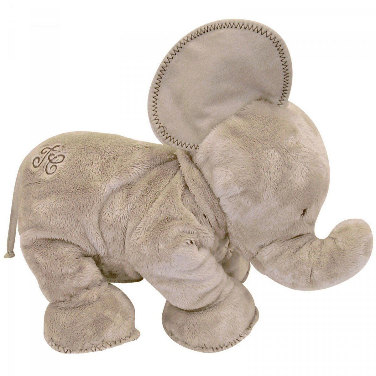 Tartine Et Chocolat Soft Toy Ferdinand The Elephant 12 Cm Taupe