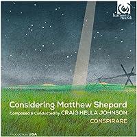 Johnson: Considering Matthew Shepard