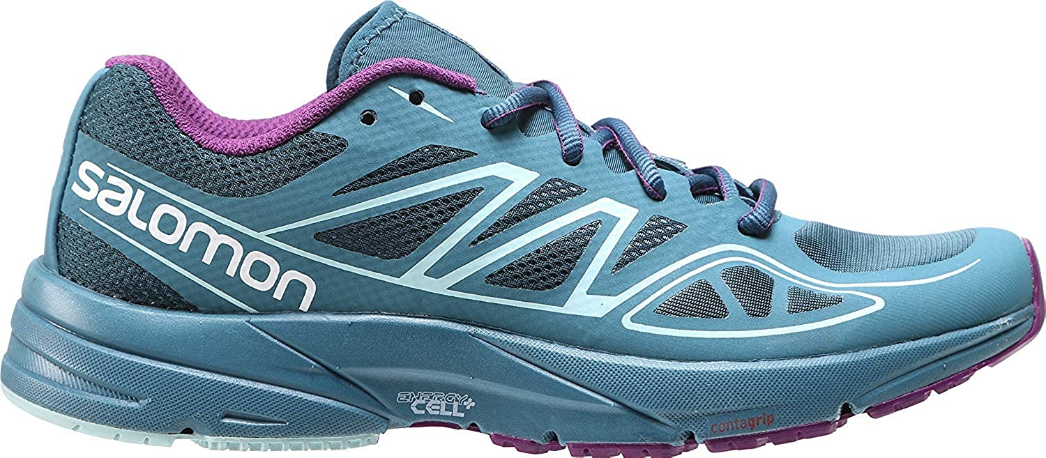 Salomon Women s Sonic Aero W L39349700 Trail Runner