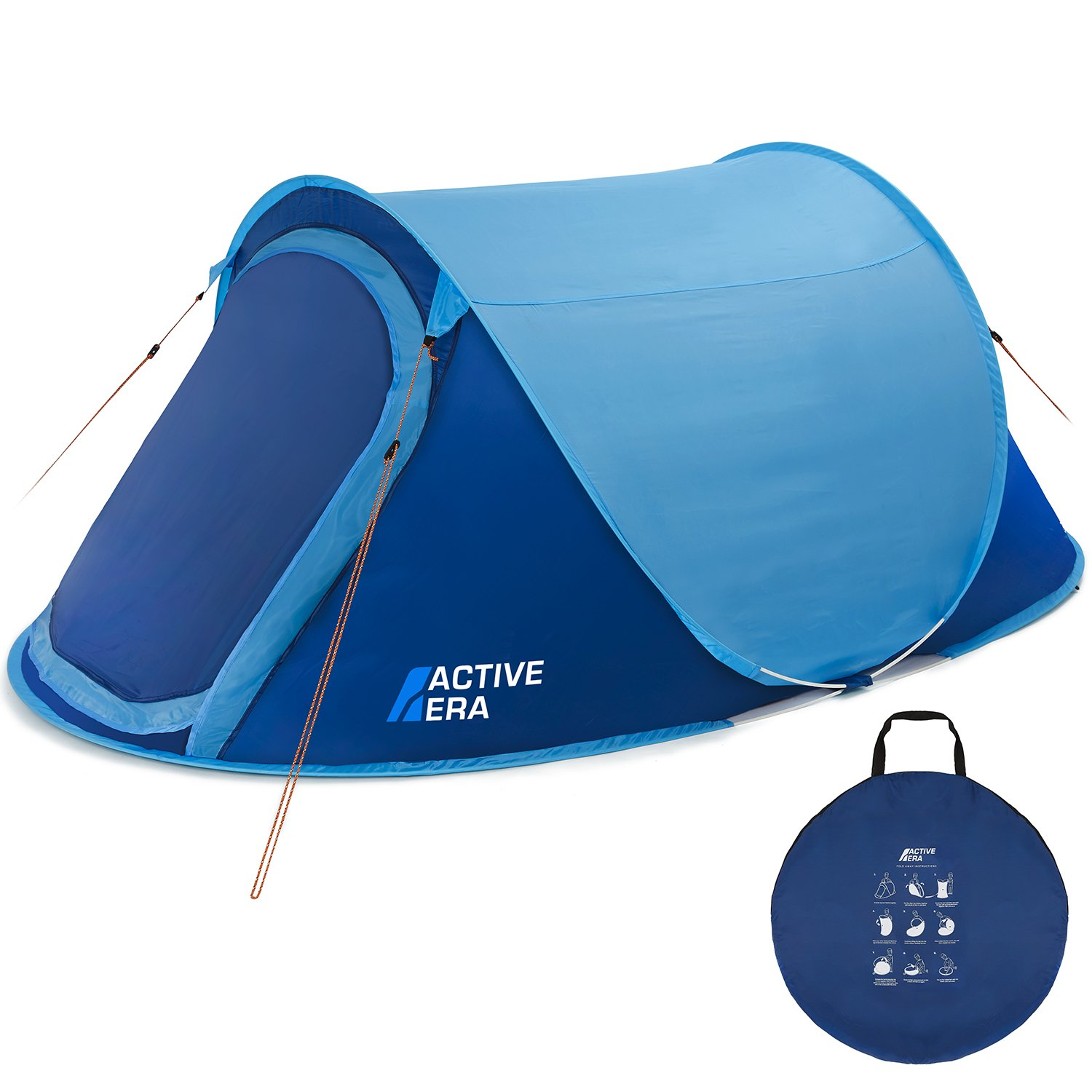Active Era® Large 2 Person Pop Up Tent - Water Resistant Ventilated and Durable Amazon.co.uk Sports u0026 Outdoors  sc 1 st  Amazon UK & Active Era® Large 2 Person Pop Up Tent - Water Resistant ...