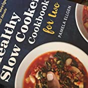 """Healthy Slow Cooker Cookbook for Two: 100 """"Fix-and-Forget"""