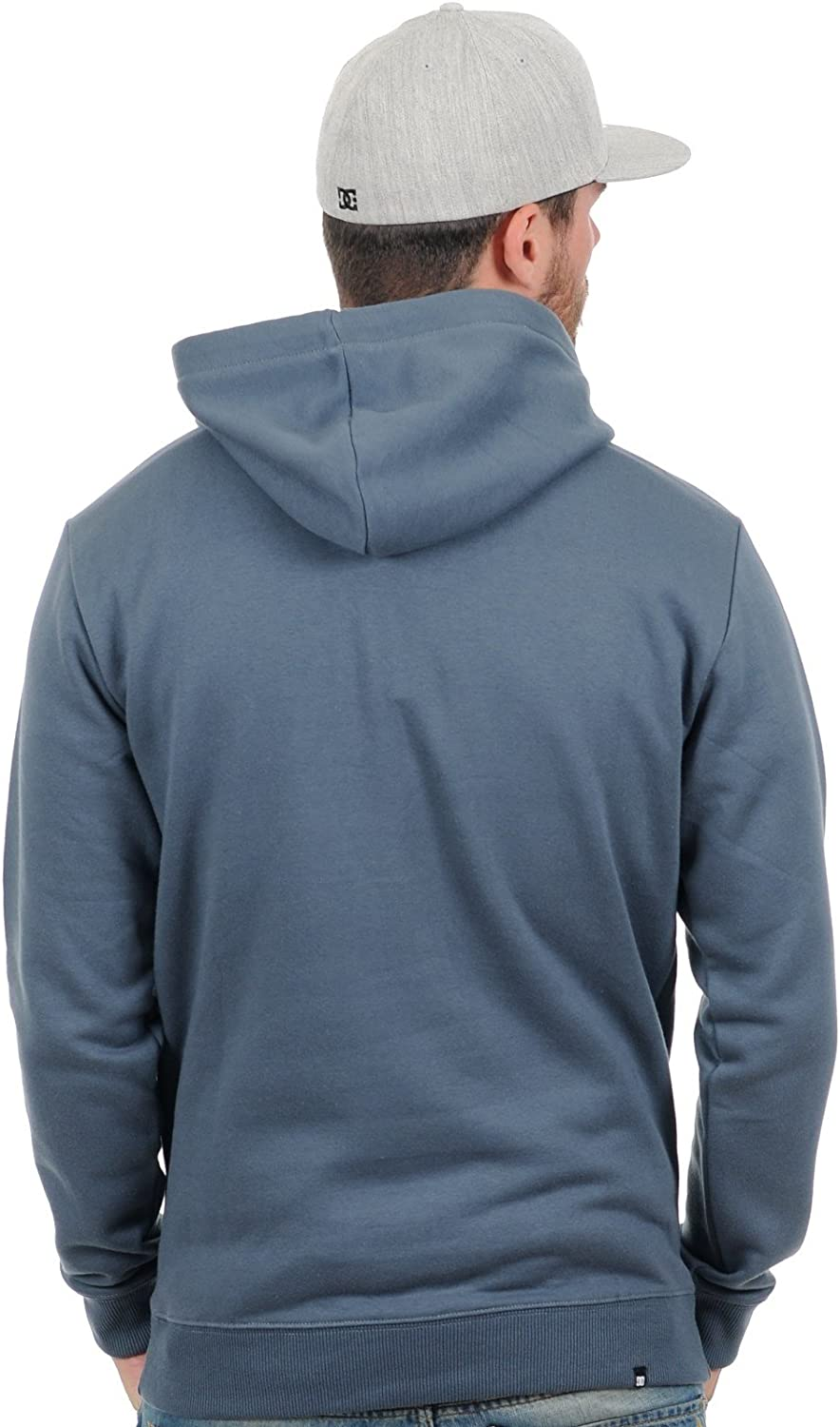 DC Shoes Herren Sweatshirt Star PH, EDYSF03001 Orion Blue