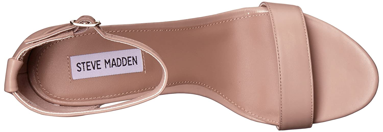 Steve Madden Women's 4 Carrson Dress Sandal B0788BTQ1D 4 Women's B(M) US|Blush Leather a4b3e4