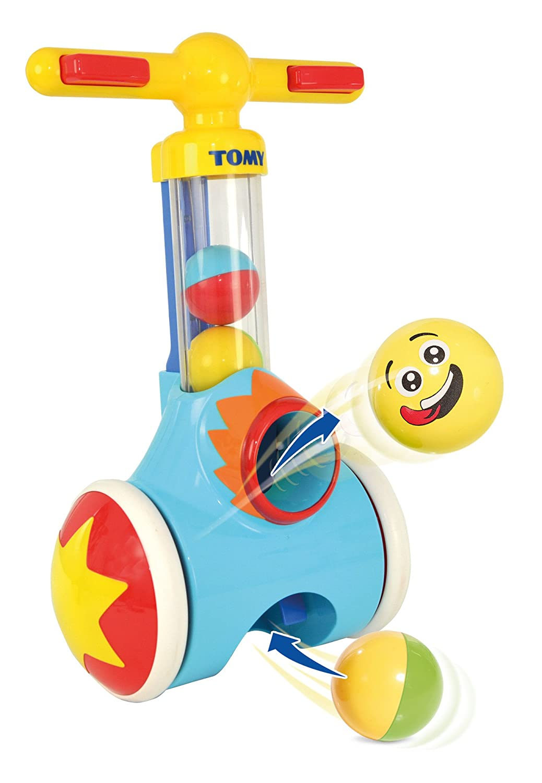 Best Ball Popper Toys For Kids : Pic pop ball blaster toy kids toddler indoor outdoor gift
