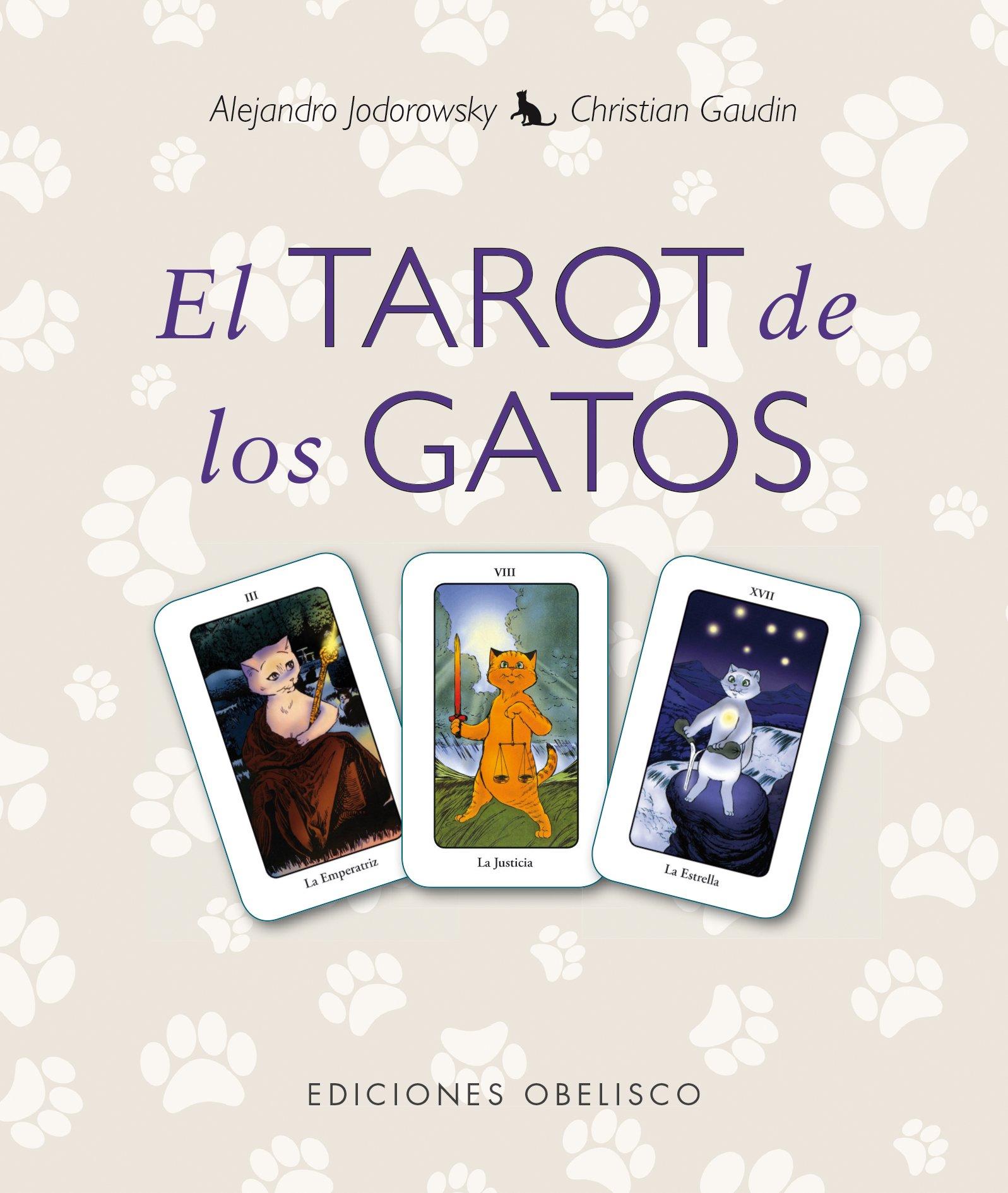 El Tarot De Los Gatos (+ Cartas): 1 (CARTOMANCIA): Amazon.es ...