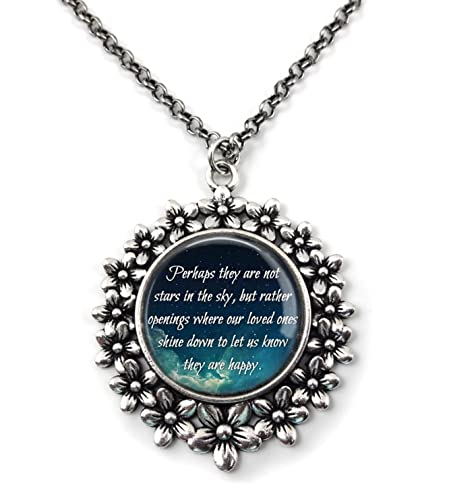 Amazoncom Little Gem Girl Loved One In Heaven Memorial Quote