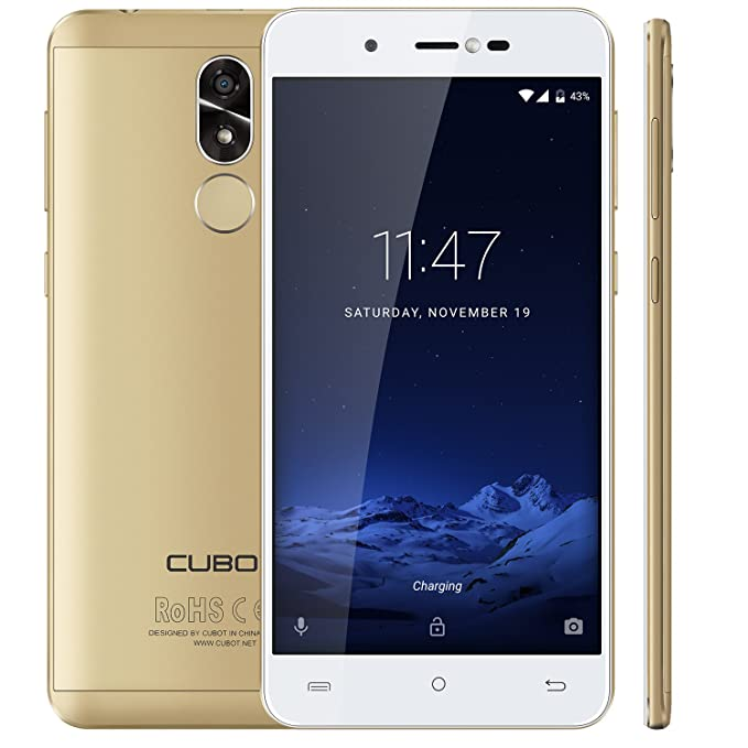 18 opinioni per CUBOT R9 In Offerta Smartphone Ultra Sottile 5 Pollici Touch Display, Android