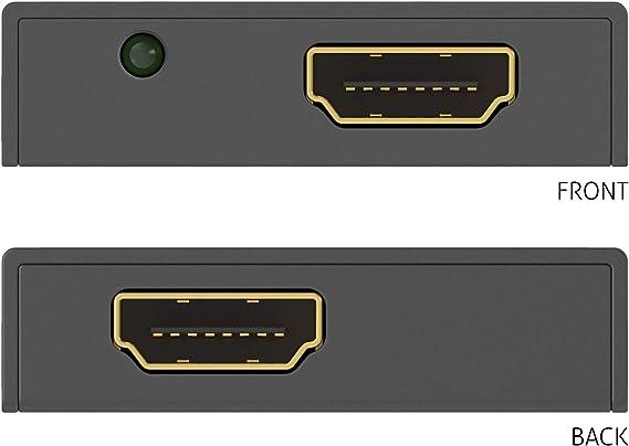 Puretools Pt C Hdcp Converter Schwarz Elektronik