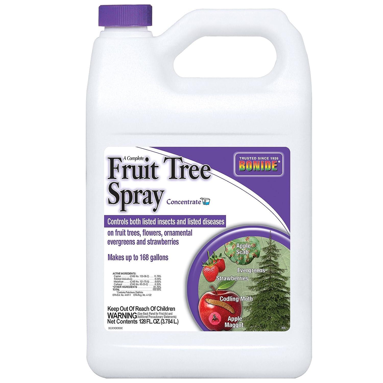Fruit Tree Sprayers Part - 16: Amazon.com : Bonide 205 Fruit Tree Concentrated Spray, 1 Gallon : Home Pest  Control Sprayers : Patio, Lawn U0026 Garden